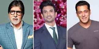 Late Sushant Singh Rajput Wins This Title On The Internet, Beats Salman Khan & Amitabh Bachchan