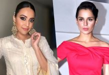 "Swara Bhasker Feels Kangana Ranaut Is Now Synonymous With 'Spewing Poisonous Fiction', Says ""Thakk Jaa Behen!"""