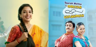 TRP Reports: Taarak Mehta Ka Ooltah Chashmah Finally Makes An Entry In Top 5, Anupamaa Still On First Spot