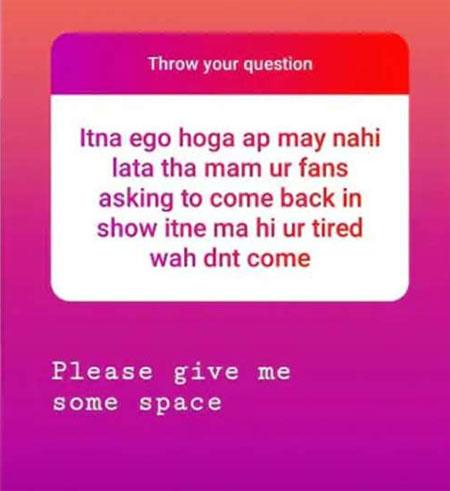Taarak Mehta Ka Ooltah Chashmah: When Disha Vakani Got Furious With A Fan; Deets Inside