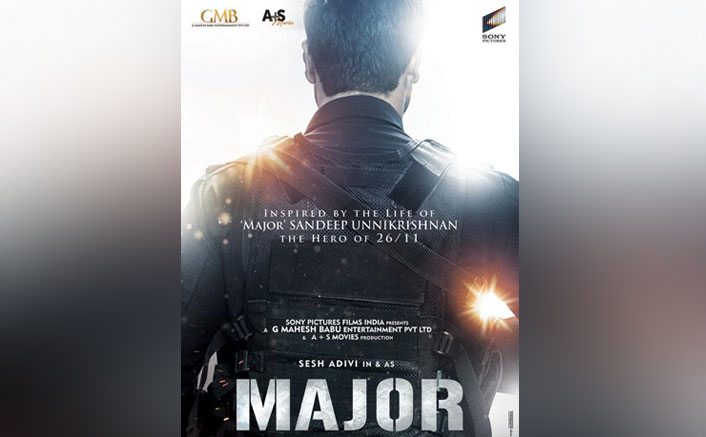 Team Major to unveil the first look tomorrow