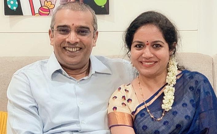 Telugu Singer Sunitha Is All Set To Announce Engagement With Businessman Ram Veerapaneni