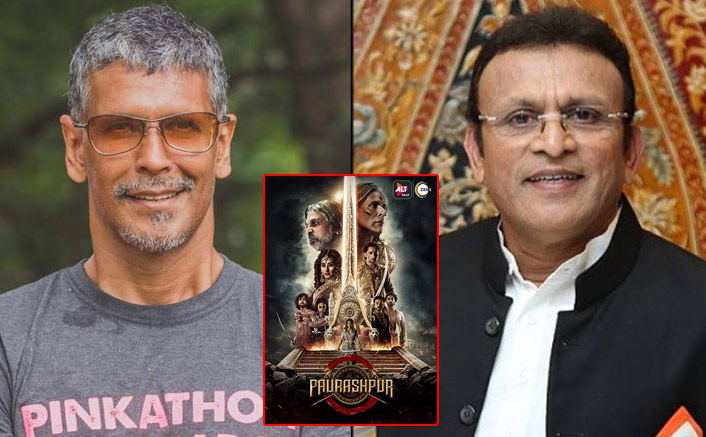 The characters of Milind Soman and Annu Kapoor from Paurashpur are here to raise your anticipation further!!