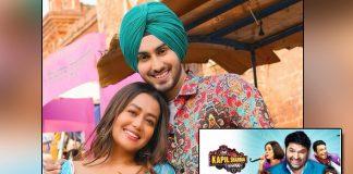 The Kapil Sharma Show: Lovebirds Neha Kakkar & Rohanpreet Singh Appears On The Show