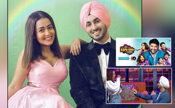The Kapil Sharma Show: Rohanpreet Singh Proposes Wife Neha Kakkar For Marriage & It's All Things Cute