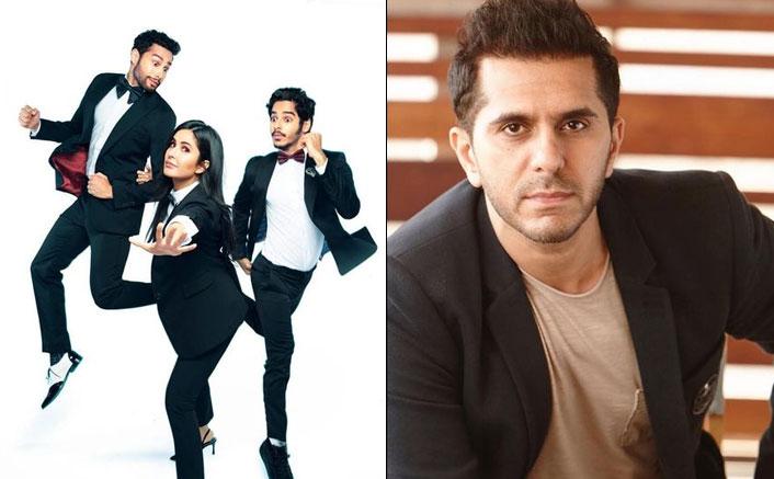 Siddhant Chaturvedi, Katrina Kaif & Ishaan Khatter's Phone Bhoot Shoot To Start Today!
