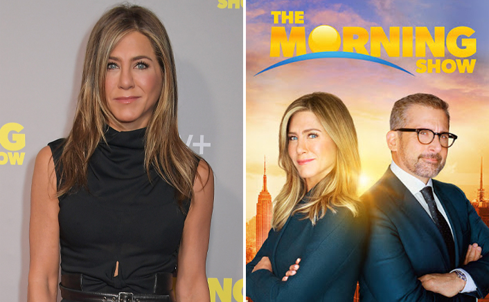 The Morning Show 2: Jennifer Aniston Resumes Shooting; Inside Pictures Out!