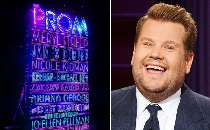 The Prom: James Corden Slammed For Portraying As Stereotypical Gay In The Film(Pic credit: Facebook/James Corden}
