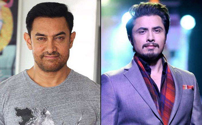 This cross border relationship is owing to Ali Zafar Marrying Aamir Khan's Distant Cousin