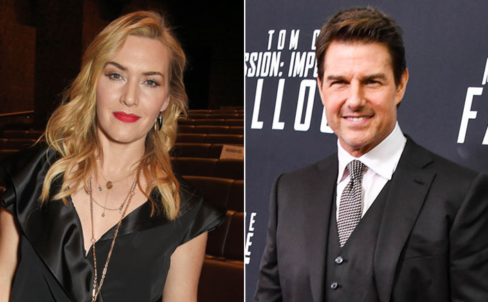 Tom Cruise Is Super Impressed With Kate Winslet After She Broke Her Record Of Holding Breath Underwater For The Longest Time