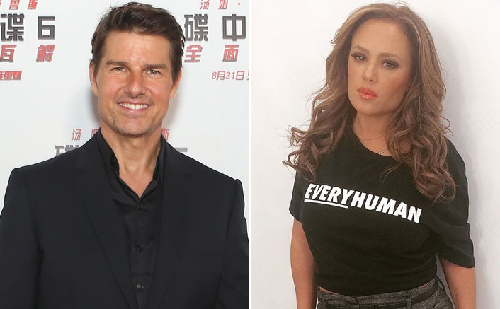 Tom Cruise Shouting At Mission Impossible 7 Crew Is A Publicity Stunt Claims Leah Remini