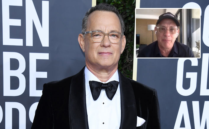 Tom Hanks On All-New Bald Look: 'I Just Scared The Children'