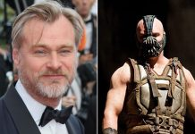 Tom Hardy Played Antagonist Named Bane In The Dark Knight Rises