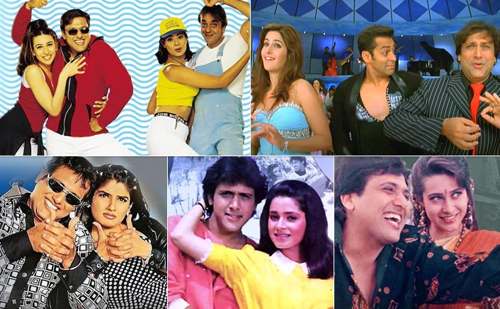 Top 5 Govinda Songs From Aap Ke Aa Jane Se To Soni De Nakhre We Would Still Grove To
