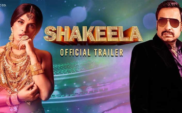 Trailer - Richa Chadha's Shakeela promises to delve into the absolute truth of the adult star's life!