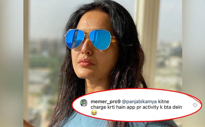 Kamya Punjabi Claps Back At Troll In A Classy Way