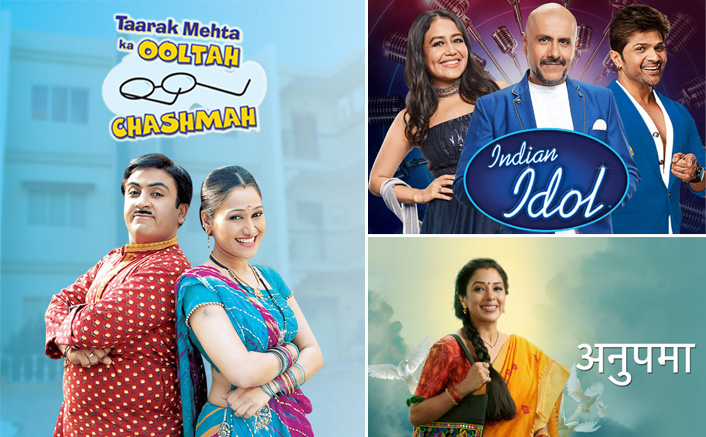 TRP Report: Taarak Mehta Ka Ooltah Chashmah Continues To Be On Number 5, Indian Idol 12 Makes Its Position In Top 5