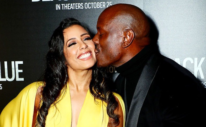Tyrese Gibson Announces His Split From Wife Samantha