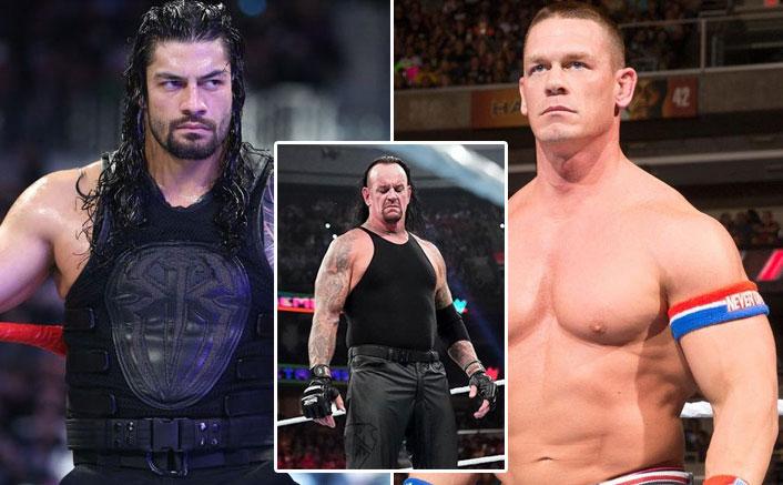 WWE: Undertaker's One Word Description Of Roman Reigns & John Cena Is On Point