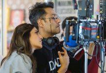 Vaani Kapoor grateful that her director Abhishek Kapoor loves her work