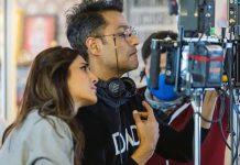 Vaani Kapoor's admiration post for director Abhishek Kapoor