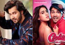 Varun Dhawan Likes A Coolie No. 1 VS Badlapur Meme