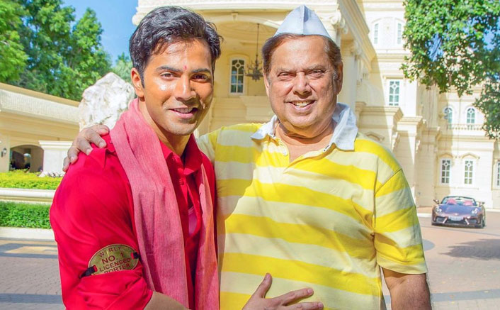 Varun Dhawan Shares His Experience On Working With Father David Dhawan