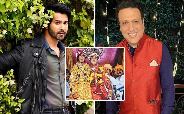 Varun Dhawan Puts A Full Stop On Rumours Of Him Reprising Govinda's Role In Bade Miyan Chote Miyan Remake (Pic credit: Instagram/varundvn, govinda_herono1)