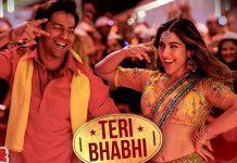 Varun-Sara's 'Teri bhabhi' song in Coolie No. 1 has a Badshah connect
