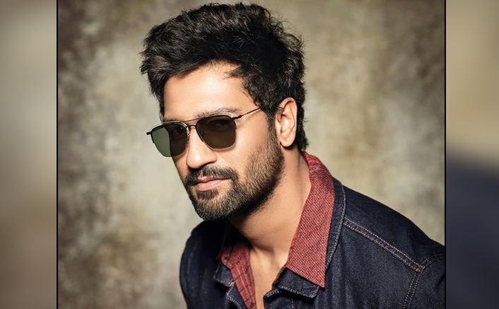 Vicky Kaushal Flaunts A Hunky Frame In New Pic