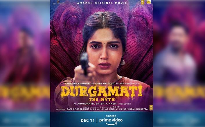 Durgamati: The Myth: Bhumi Pednekar Shares An Interesting Still From The Film