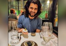 Vijay Deverakonda: 'Food makes me happy'
