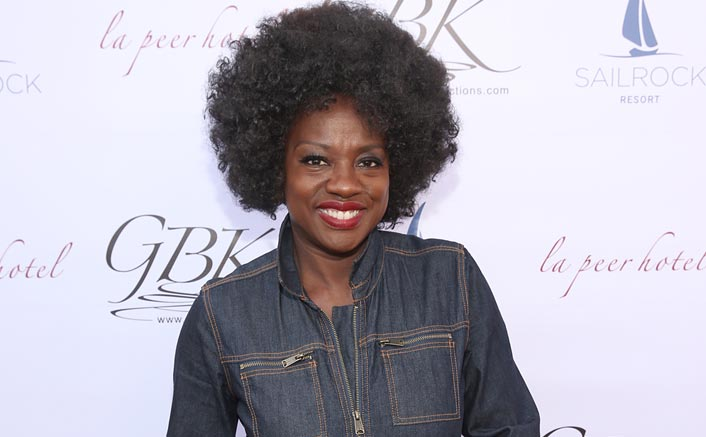 Viola Davis Takes Bath With Husband Every Night