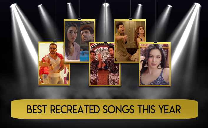 Vote For Your Most Favourite Recreated Song Of 2020
