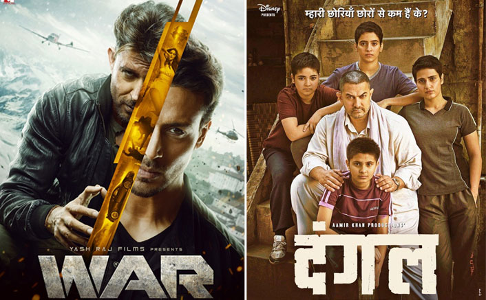 War's Opening To Dangal's Lifetime - Box Office Records That 2021 Will Be Eyeing