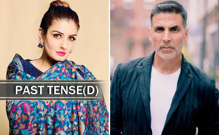 When Akshay Kumar Trolled A Reporter Over Asking Questions About Ex-Girlfriend Raveena Tandon – PAST TENSE(D)