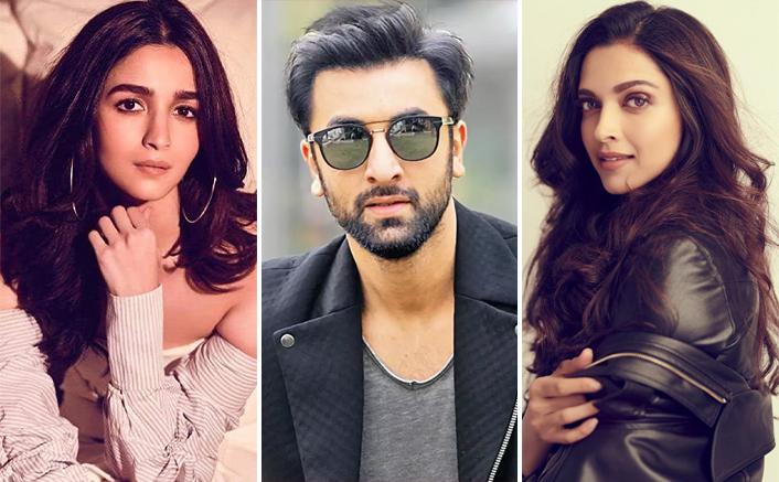 When Deepika Padukone & Alia Bhatt Bonded Over Ranbir Kapoor At Koffee With Karan