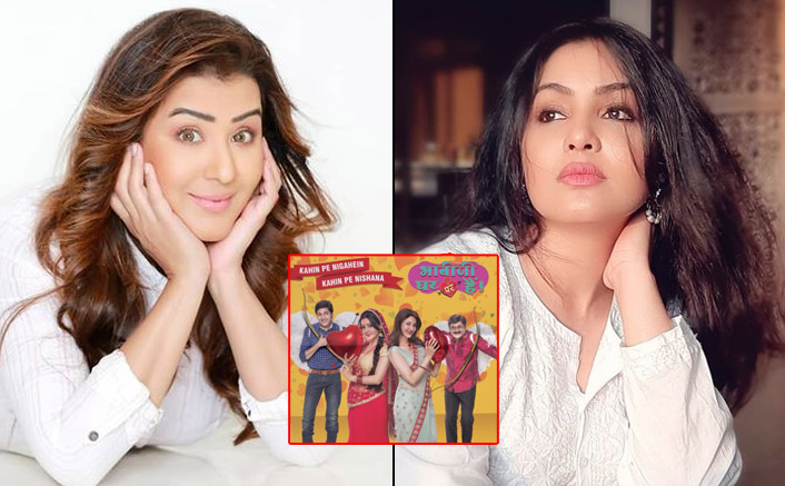 When Shilpa Shinde Accused Shubhangi Atre Of Copying Her In Bhabiji Ghar Par Hain