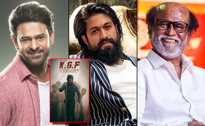With KGF Chapter 2, Will Yash Be Able To Join Prabhas & Rajinikanth?