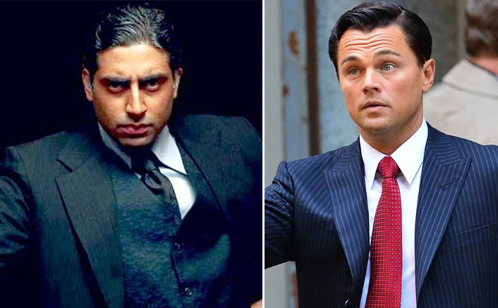 Wolf Of Wall Street Meets Guru! We Want Abhishek Bachchan To See This