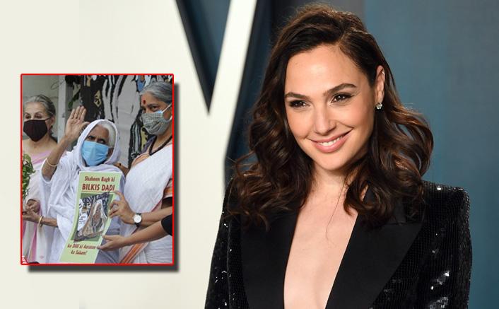 'Wonder Woman' Gal Gadot Shares 'Shaheen Bagh Dadi' Bilkis Bano's Picture; Check Out