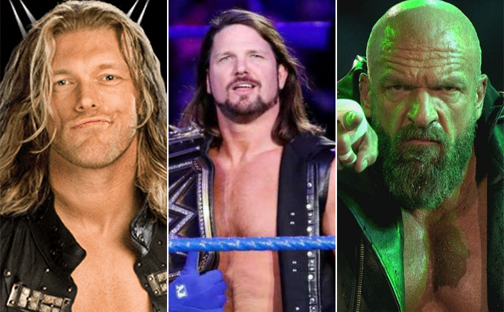 AJ Styles Calls Out Edge & Triple H For A Fight