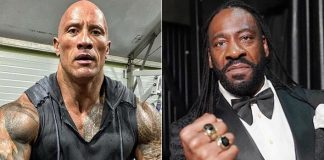 WWE Legend Booker T Is All Praises For Dwayne Johnson AKA The Rock