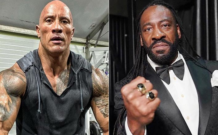 WWE Legend Booker T Is All Praises For Dwayne Johnson AKA The Rock
