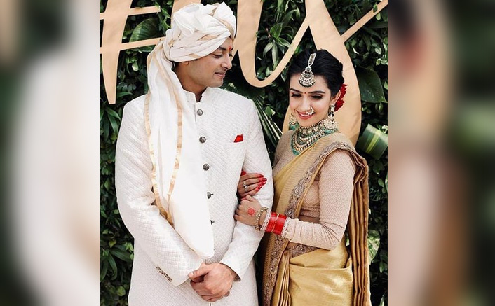Yeh Rishta Kya Kehlata Hai Actress Shirin Sewani Gets Married To Udayan Sachan In Delhi(Pic credit: Instagram/shirin_sewani)