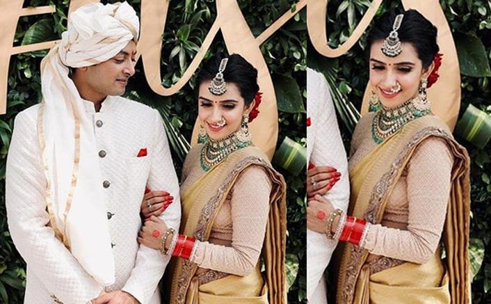 Yeh Rishta Kya Kehlata Hai's Shirin Sewani Ties The Knot To Udayan Sachan, Look Like A Princess In Wedding Pics(Pic credit: Instagram/shirin_sewani)