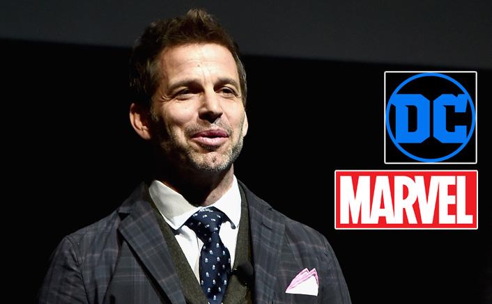 Zack Snyder Breaks Silence On The Marvel VS DC Debate