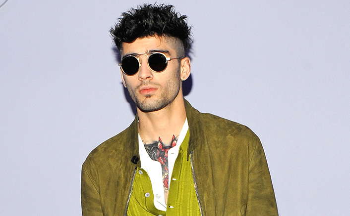 Zayn Malik Shares A Cryptic Photo Of A Performance Venue