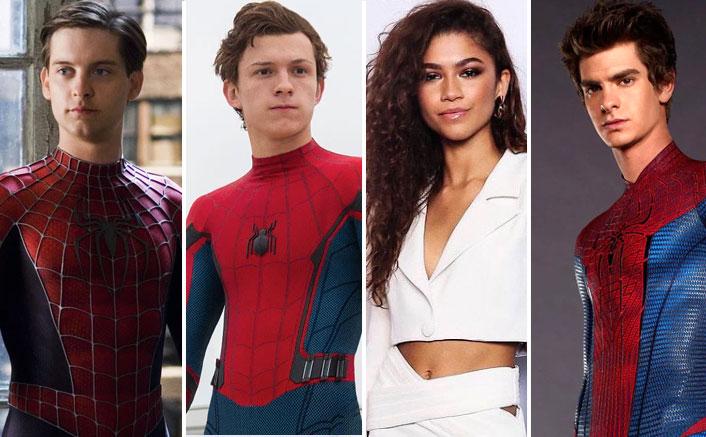 Zendaya Reacts To Spider-Man 3 Reports