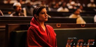 3 days to go for KGF Chapter 2 teaser release; here is glimpse of Raveena Tandon from the film